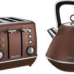 MORPHY RICHARDS Evoke Bundle: Toaster & Wasserkocher für 79€ (statt 150€)