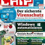 Halbjahres-Abo Chip Plus mit 6 Ausgaben für 23,25€ + Pämie: 10€ Amazon Gutschein
