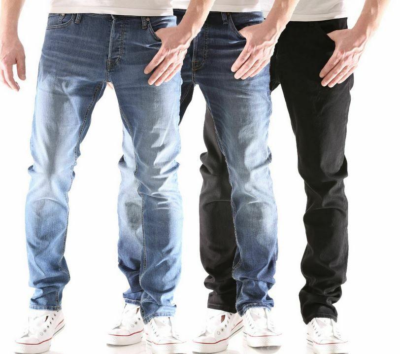JACK & JONES Glenn Herren Jeans in vielen Größen für je 34,90€ (statt 51€)