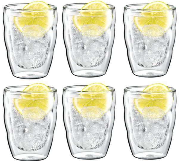 Bodum Pilatus 6er Pack Hot & Cold Gläser für 24,94€ (statt 40€)