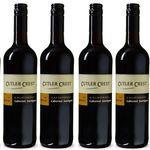 Cutler Crest – californischer Cabernet Sauvignon Rotwein 6Fl. für 23,87€ (statt 40€)