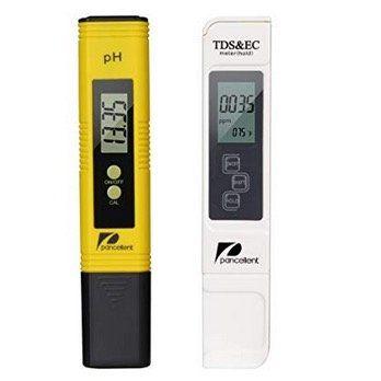 Pancellent TDS PH Wassertester für 12,64€ (statt 23€)   Prime