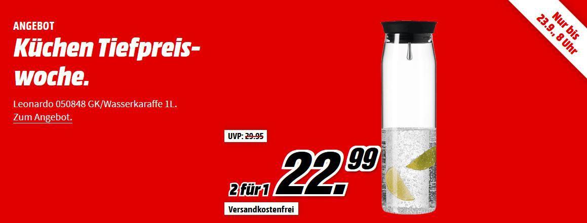 Media Markt Küchen Tiefpreiswoche: z.B. TEFAL GC716D OptiGrill+ Kontaktgrill für 135€ statt 179€