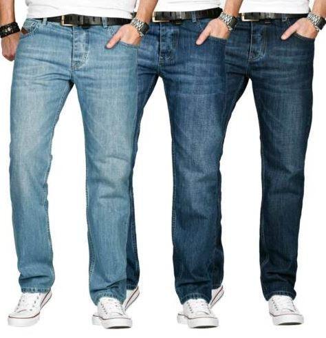 A. Salvarini – Herren Regular Fit Jeans für 29,90€ (statt 38€)