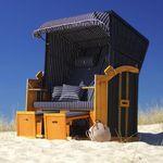 Vorbei! Resi Strandkorb inkl. Abdeckung für 194,95€ (statt 299€)