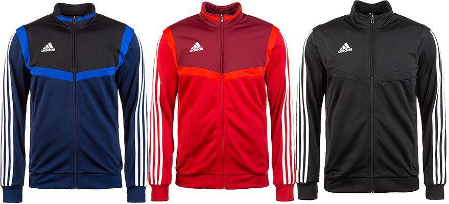 adidas Tiro 19 Performance Herren Trainingsjacke in 4 Farben für je 17,66€ (statt 22€)
