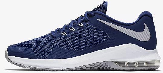 Nike Air Max Alpha Trainer in Blue Force/Wolf Grey für 55,97€ (statt 80€)