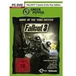 Saturn Entertainment Weekend Deals – z.B. Fallout 3 – Game of the Year Edition – PC für 5€ (statt 11€)