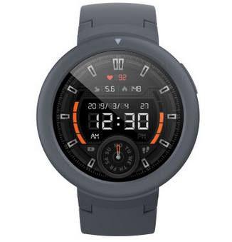 AMAZFIT Verge Lite GPS Smartwatch mit AMOLED für 62,98€ (statt 74€)