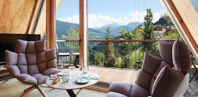 2 ÜN im 5* Luxus Resort im Zillertal mit Frühstück und 4 Gang Dinner inkl. Spa ab 279€p.P.