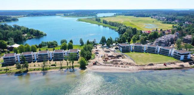 2 ÜN im voll ausgestatteten Appartement am Maremüritz Yachthafen inkl. Endreinigung (Wert 89€) ab 149€p.P.