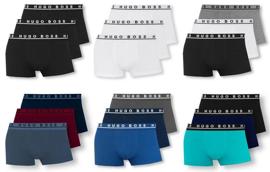 HUGO BOSS Boxershorts   3er Pack für 29,99€ (statt 39€)