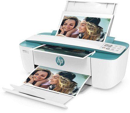 HP DeskJet 3762 Thermal Inkjet WLAN Multifunktionsdrucker für 59€ (statt 67€)