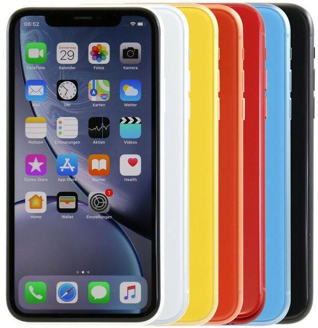 iPhone XR mit 128GB für 569,90€ (statt neu 698€)