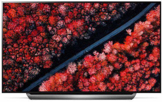 LG OLED77C9   77 Zoll OLED UHD Fernseher mit 120 Hz für 4.105,61€(statt 4.733€)