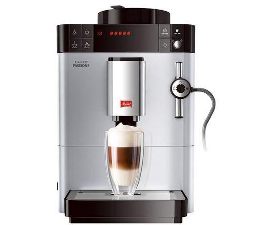 Melitta F53/0 101 Kaffeevollautomat für 299€ (statt 335€)
