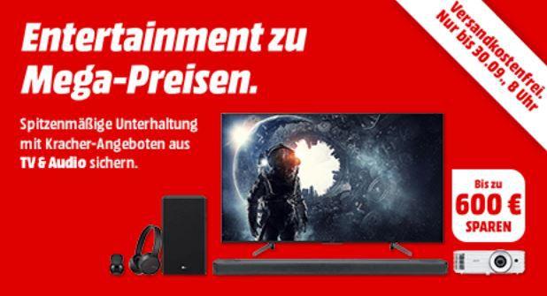 Media Markt Entertainment Weekend Sale: z.B. SONY WF SP700N In ear Kopfhörer Buds für 79€ (statt 96€)