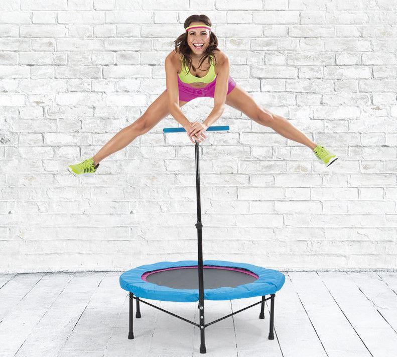 POWER MAXX Fitness Trampolin für 49,99€ (statt 90€)