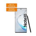 Samsung Galaxy Note 10 für 99€ + Allnet-Flat im Telekom-Netz mit 8GB LTE für 36,99€ mtl.