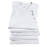 10er Pack OTTO KERN T-Shirts mit Rundhals oder V-Neck für 54,98€ – nur 5,50€ pro Designer Shirt