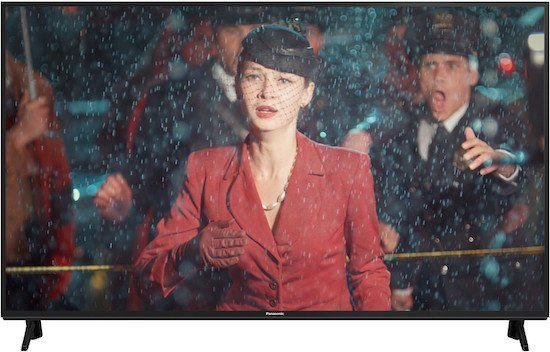 Panasonic TX 49FXW584   49 Zoll UHD Fernseher mit HDR für 332,91€ (statt 448€)