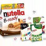 Gratis Pocketspiel mit nutella B ready