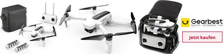 Testbericht der Hubsan H117S Zino 4K Drohne