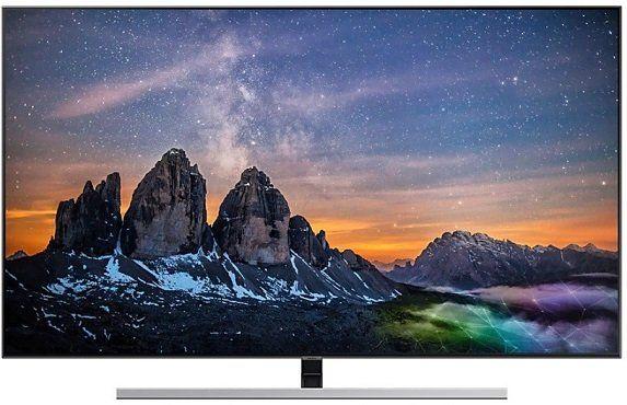 Samsung GQ55Q80   55 Zoll UHD QLED Fernseher für eff. 1.144,90€ (statt 1.344€)