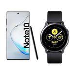Galaxy Note 10 + Watch Active + Buds für 99€ + Telekom AllnetFlat mit 6GB LTE für 26,99€– effektiver Gewinn!