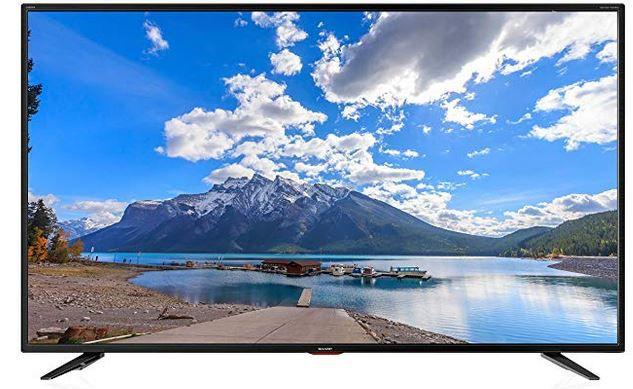 Sharp LC 40UI7552E   40 Zoll UHD smart TV für 279€ (statt 340€)