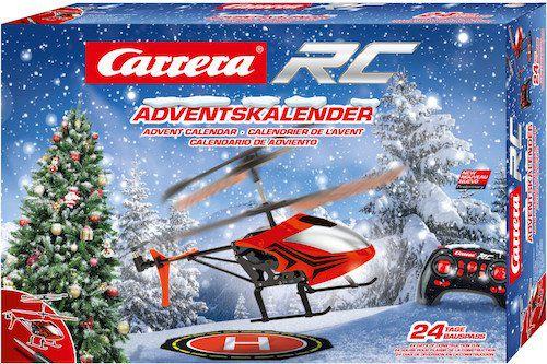 Carrera RC Helicopter 2019 Adventskalender für 35€ (statt 40€)