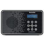 TechniSat TechniRadio 2 in schwarz/weiß für 31€ (statt 37€)