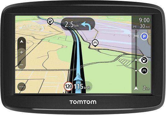 TOMTOM START 52 CE PKW Zentraleuropa für 66€ (statt 90€)