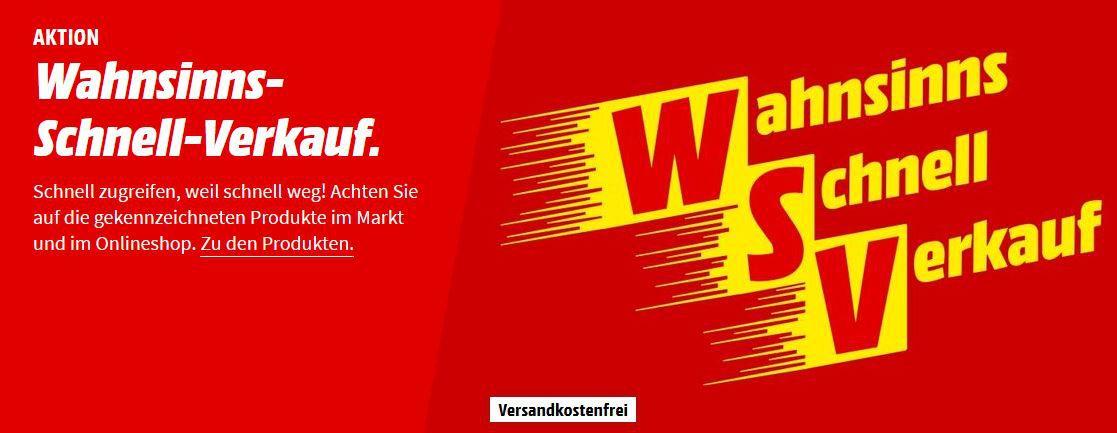 Endet um 20Uhr:🔥 Media Markt WSV mit über 8.000 Angeboten    viele Artikel bis 50% reduziert