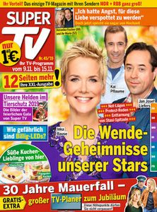 52 Ausgaben Super TV für 72,80€ + 50€ Verrechnungsscheck