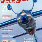 Jahresabo Fliegermagazin für 81,60€ + Pärmie: 75€ Amazon Gutschein