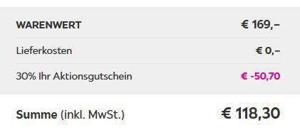 RACiNG Gaming Stuhl   Mömax Eigenmarke? für 118,30€ (statt 169€)