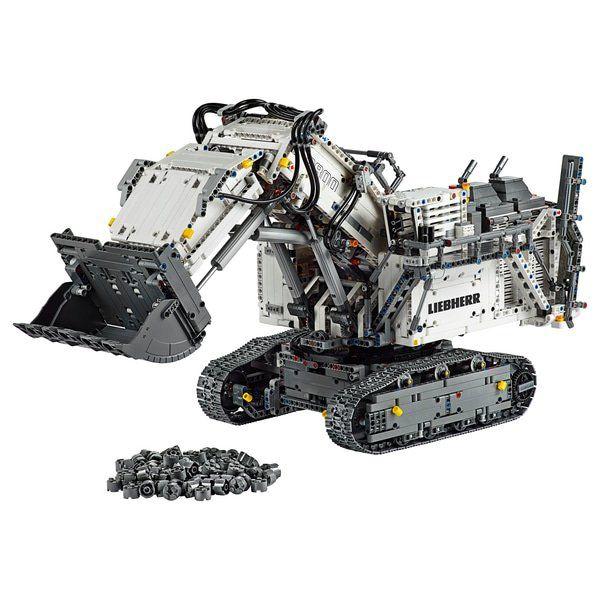 LEGO Technic Liebherr Bagger R 9800 für 293,39€ (statt 314€)