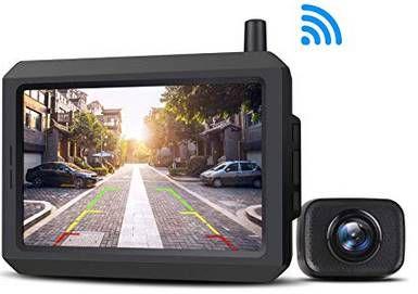 AUTO VOX W7 Funkrückfahrkamera inkl. 5 Zoll Display für 77,99€ (statt 130€)