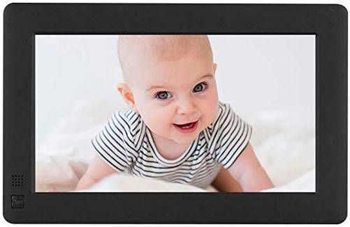 Digitaler Bilderrahmen mit 7 Zoll Display & 1280*800 für 31,34€ (statt 57€)