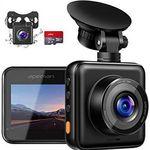 APEMAN C420D – 1080p Dashcam inkl. 32GB SD-Karte & Rückkamera für 37,99€ (statt 50€)