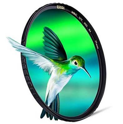 ESDDI UV Filter in 3 Größen ab 4,46€   Prime