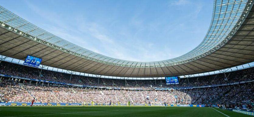 Hertha BSC Heimspiele 2019/20 inkl. ÜN im 4* Hotel mit Frühstück ab 59€ p.P.