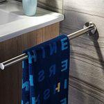 Edelstahl Handtuchhalter (40cm) für 9,89€ (statt 18€) – Prime
