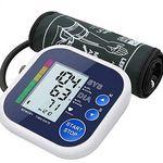 Oberarm-Blutdruckmessgerät mit Arrhythmie-Erkennung für 18,89€ (statt 27€)