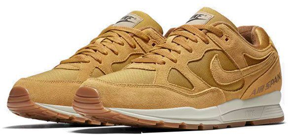 Nike Air Span II Premium Sneaker für 58,78? (statt 100?)