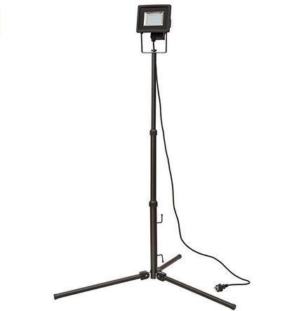 Brennenstuhl SL DN 2405 LED Strahler mit Stativ für 14,99€ (statt 29€)