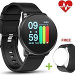 NEEKFOX Fitnesstracker mit Puls- & Blutdruckmesser für 16,49€ (statt 30€)