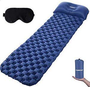 Tarent Luftmatratze mit Kissen und Schlafmaske für 20,96€ (statt 30€)