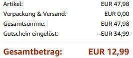2x FANCI Ohrstecker aus 925 Sterling Silber für 12,99€ (statt 48€)